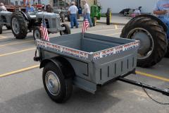 A nifty little utility trailer.