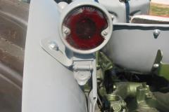 Original rear light.