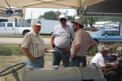 Paul Nelson, Mike Mohrhauser, and David Lory.