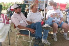 David Lory, Mike Etzel, and Dianne Etzel.