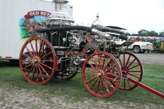 Early Fire Truck