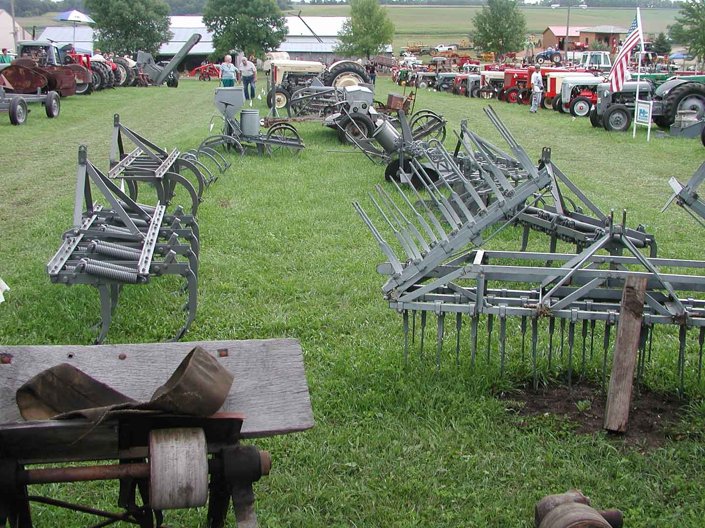 A Few of the 85 Implements