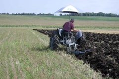 Al Hoyt Testing the Soil