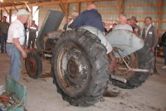 Completing the Build and Starting the Tractor