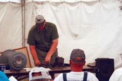 hydraulic pump rebuild demonstration by Jeff Miller