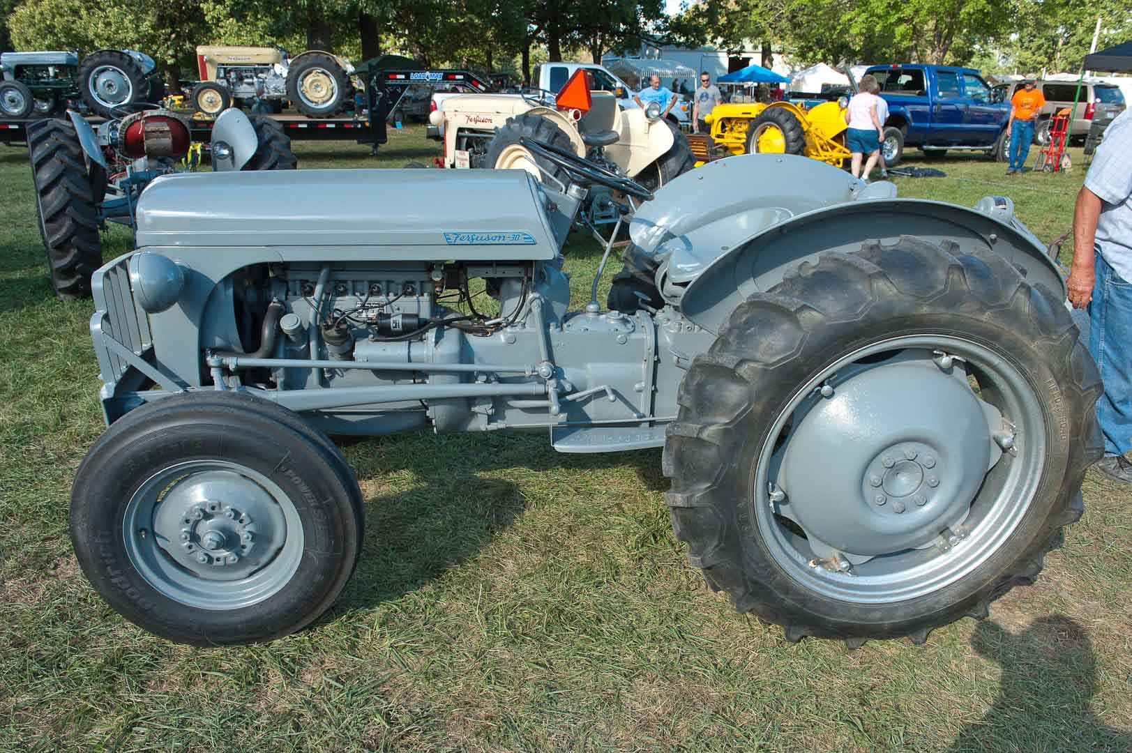 Gallery – TO-30 Tractor – Ferguson Enthusiasts of North America