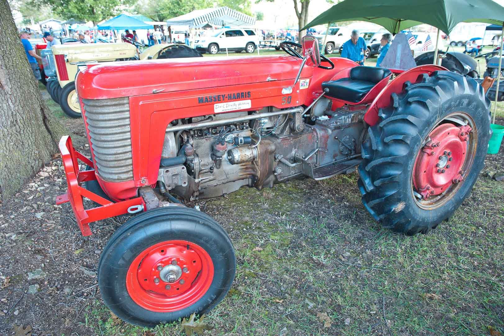 MH 50 – owned by Don and Dorothy Holdway, Springfield, MO.