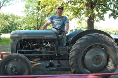 1949 TO-20 Tractor Build Tractor with Jeff Miller.