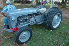 1951 TO-20 owned by James Stevens, Fredericksburg IN.