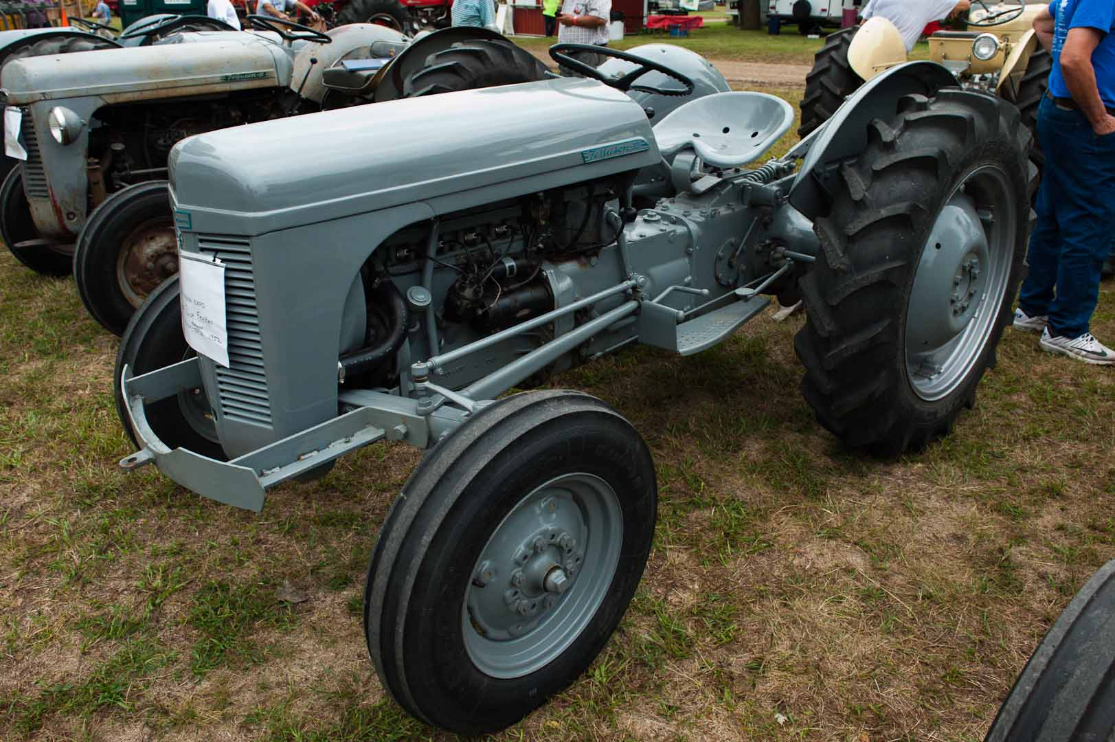 1952 TO-30 owned by Don Feekes of Wichita, KS. SN TO-88937. Has less than 50 running hours.