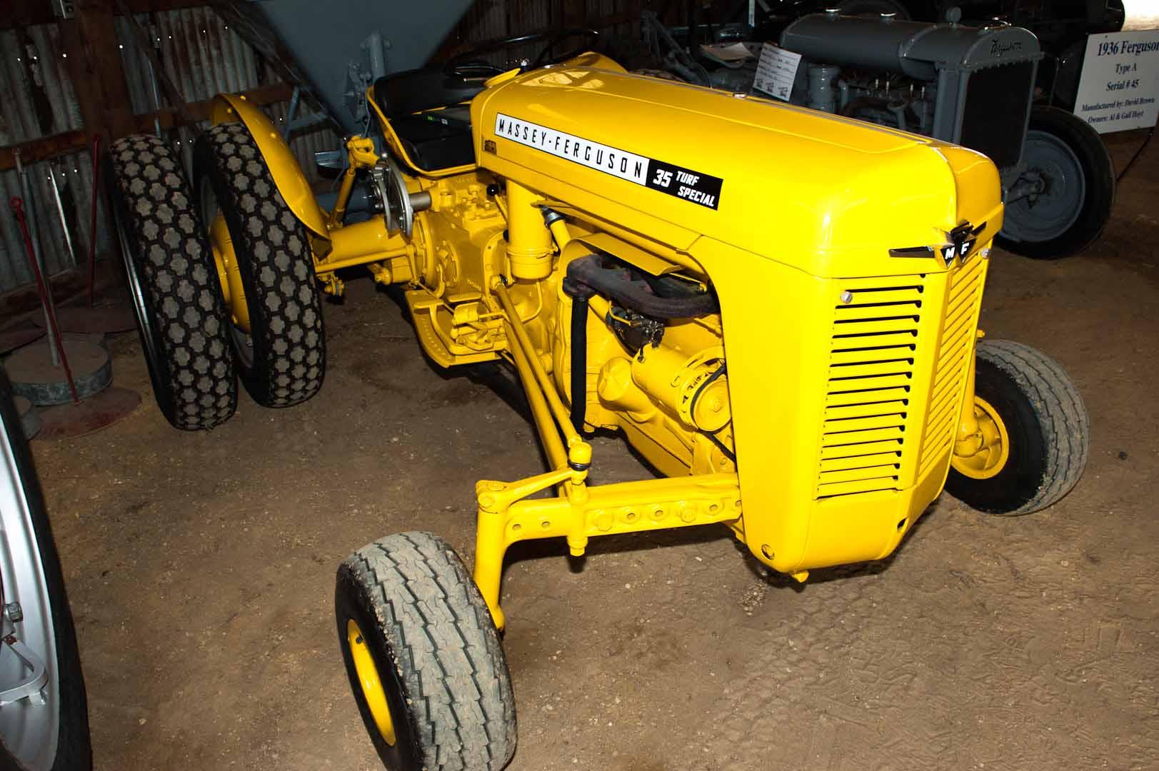Gallery – MF-35 Tractor – Ferguson Enthusiasts of North America