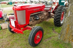 1957 MH-50 owned by Bob Folkerts of Allison, IA. SN SGM506276.