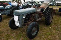 1950 TE-20 owned by Dan Drummy. SN TE-140276. Tractor was for sale.