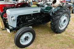 1955 TO-35 owned by Carl and Karin Morrison of Frazeysburg, OH. SN TO-35 146733.
