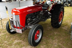 1957 TO-35 owned by Carl and Karin Morrison of Frazeysburg, OH. SN SGM176587.