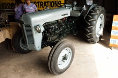 1956 TO-35 owned by Mickey Keener of Pattonville, TX. SN TO-35 169287.