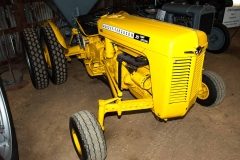 1963 MF-35 Turf Special owned by David Lory of Platteville, WI. SN UGM235595.