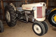 1956 Hi-40 Owned by Bill and Kathie Owens of Sturgis, KY. SN SGM403679.