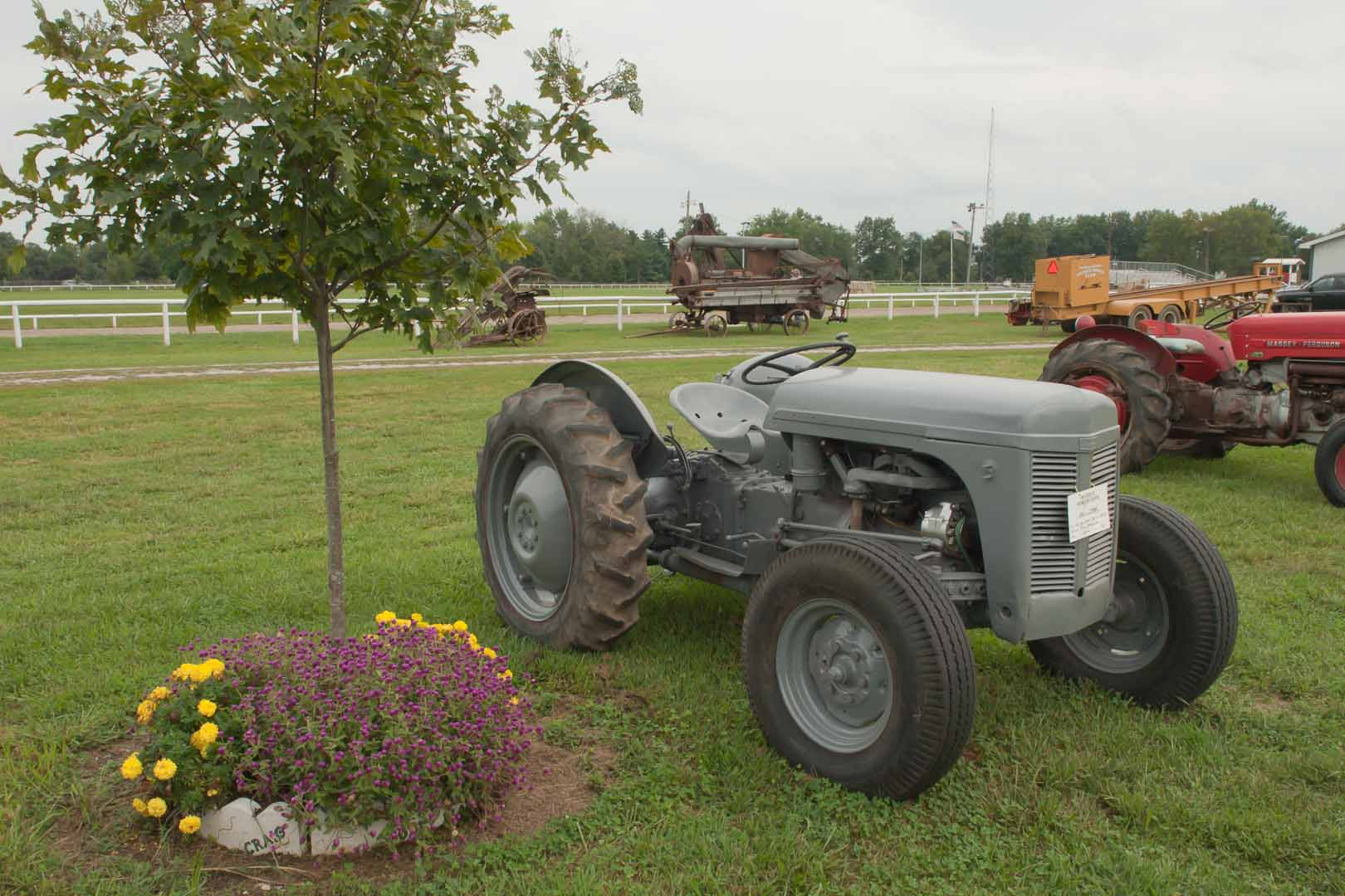 1952 TO-30 SN TO-83330 owned by Jim Malone of Odin, IL.