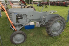 "1954 Ferguson Pony owned by Sonna Wente of Seymour, IN.  ""My first tractor""."
