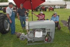 Ferguson Power Unit owned by Richard Kimball of West Liberty, OH.