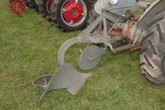1948 TO-20 SN TO-5007 owned by Gene Shemonic of Mount Vernon, IL.  Implement is a 16-AO-28 one bottom plow.