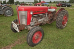1958 MF-50 SN SGM515017 owned by Steve Metcalf of Odin, IL.