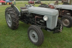 1957 TO-35 SN 164599 owned by Joe Burk of Mount Vernon, IL.