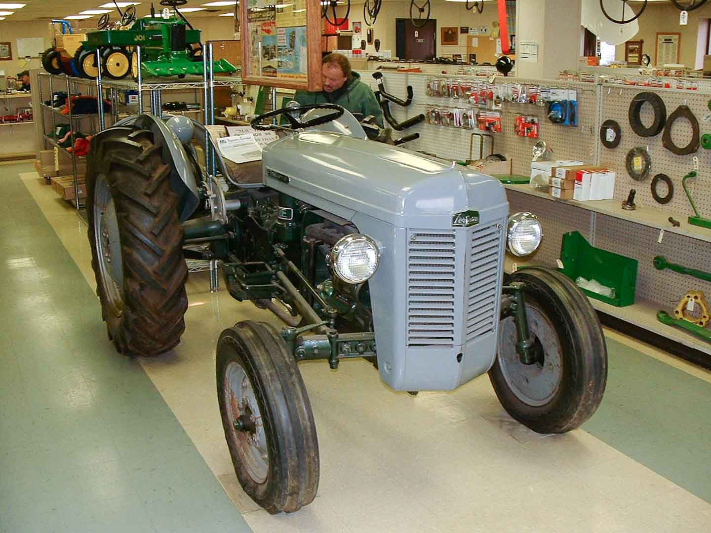 Wengers Of Myerstown >> New To 35 At Wengers Of Myerstown Ferguson Enthusiasts Of