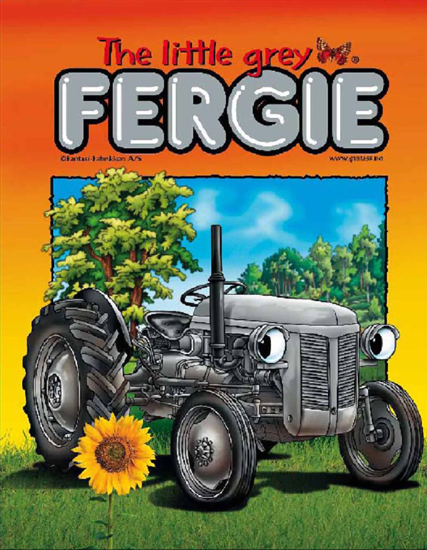 The Little Grey Fergie – Ferguson Enthusiasts of North America